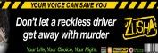 Zusha reckless driving ad