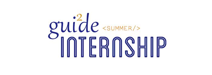 gui2de summer internship logo