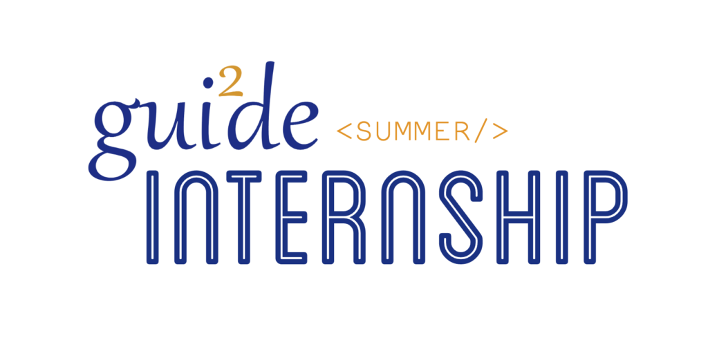 guide summer internship logo